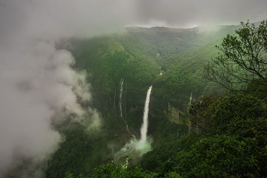 Cherrapunji Monsoon