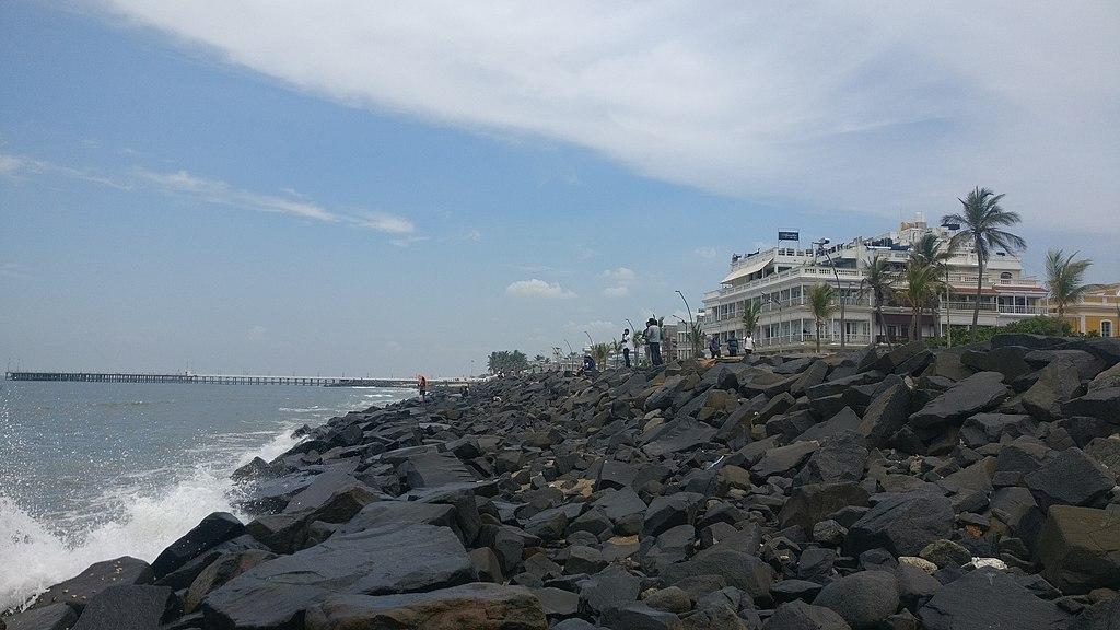 Pondicherry Monsoon