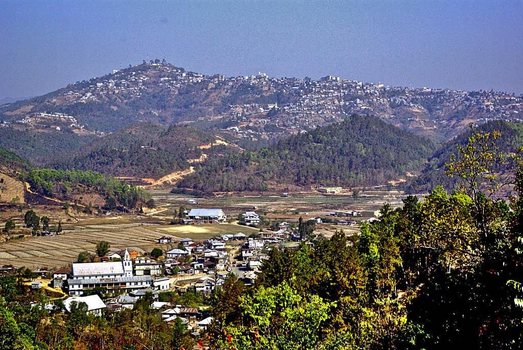 Champhai Mizoram