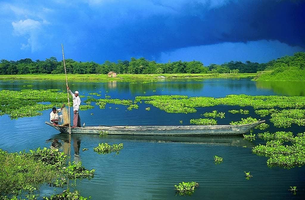 North East Majuli Island Assam