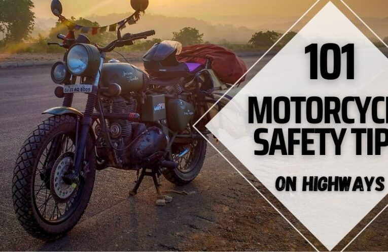 Motorcycle Safety Tips on Highways