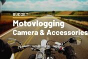 BUDGET Motovlogging Camera & Accessories