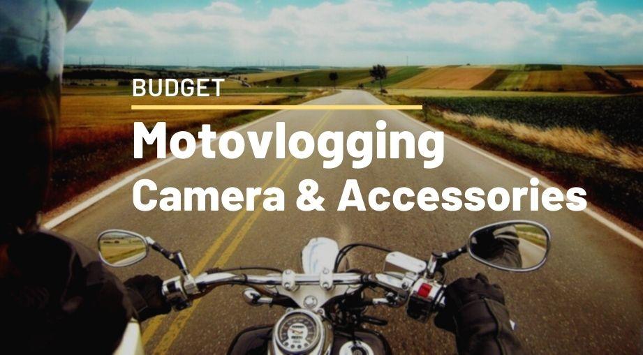 BUDGET Motovlogging Camera & Accessories