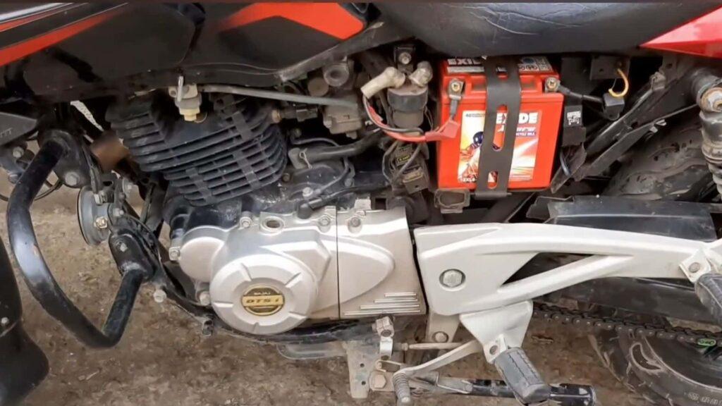 Battery Maintenance of Bike