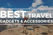 best travel gadgets and accessories