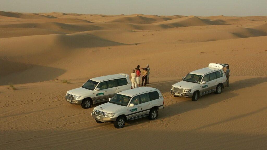 Dubai Desert Safari Tips